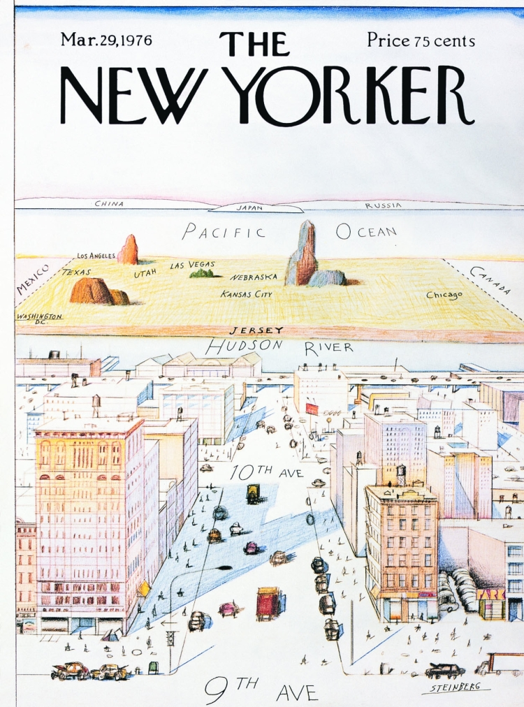 The New Yorker - 9th Avenue